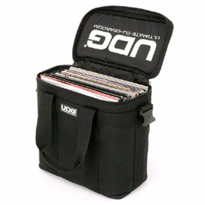 Udg Udg Starter 12 Inch Vinyl Record Bag 50 Black Vinyl