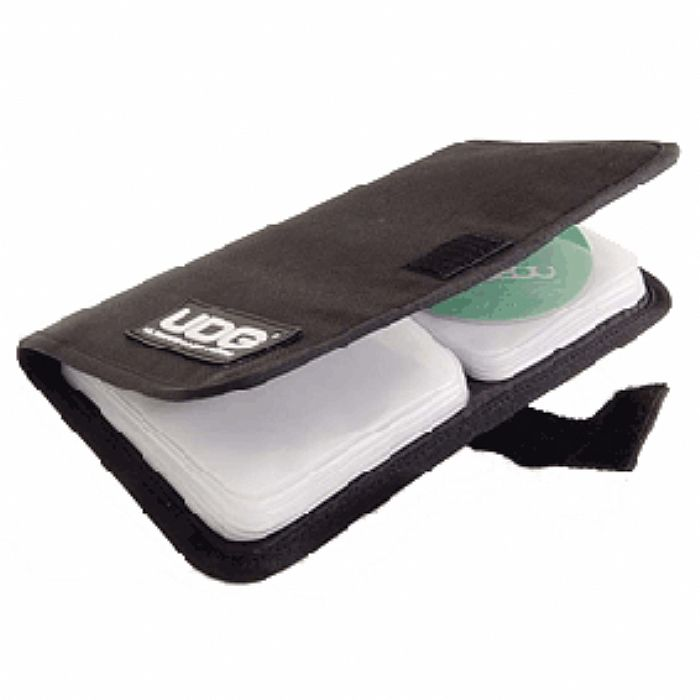 UDG - UDG CD Wallet 24 (black)