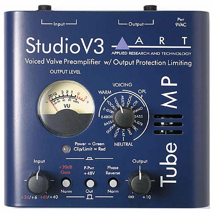 ART - ART Tube MP Studio V3 Preamp