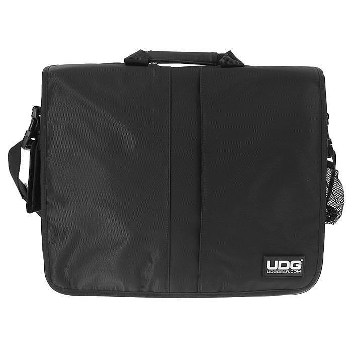 UDG - UDG Courier Vinyl Record & 15 Inch Laptop Deluxe Bag (black)