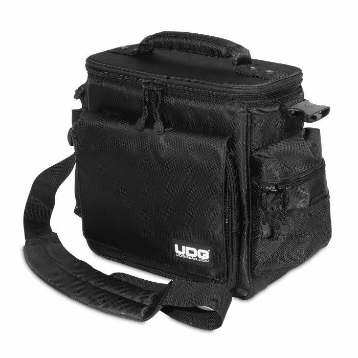 UDG - UDG Ultimate Slingbag MK2 12 Inch Vinyl Record & Equipment Bag 50 (black)