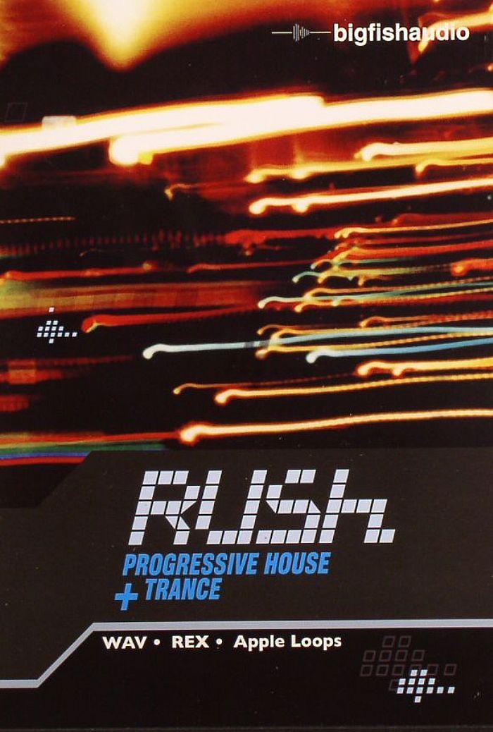 Big fish audio rush progressive house trance vinyl at for Big fish audio