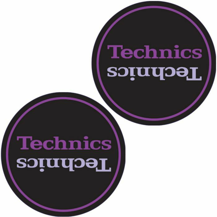 DMC - DMC Technics Limited Edition Slipmats (black, purple)