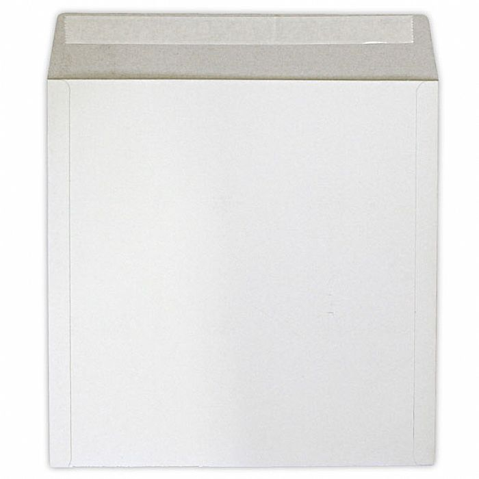 """SOUNDS WHOLESALE - Sounds Wholesale 12"""" Record Mailers (white, box of 125)"""