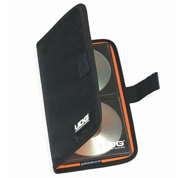 UDG - UDG CD Wallet 24 (black, orange)