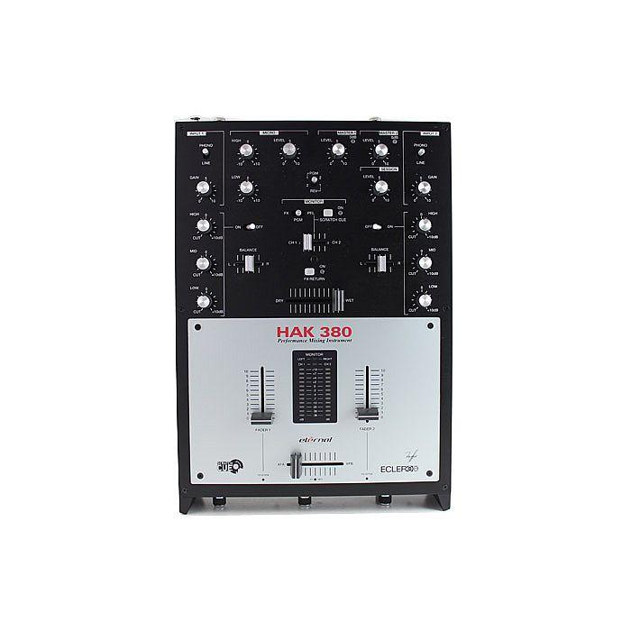 ECLER - Ecler HAK380 DJ Mixer