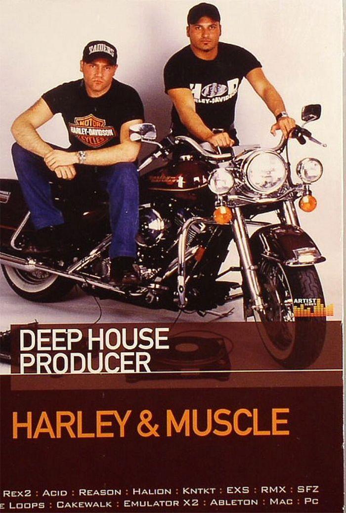Harley muscle deep house producer sample library wav for Deep acid house