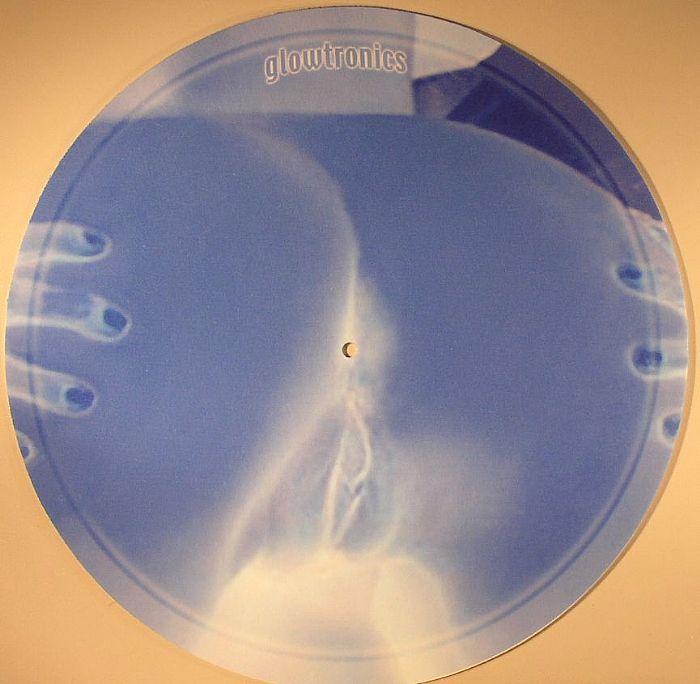 GLOWTRONICS - Glowtronics Assassin Glow In The Dark Slipmats (pair)