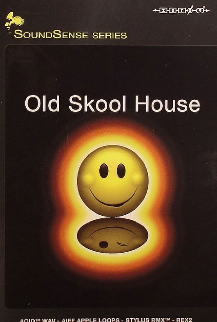 Old skool house soundsense series old skool house packed for Old skool house classics