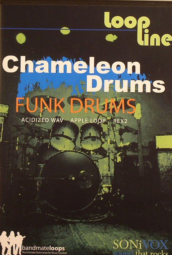Chameleon Drums: Funk Drums