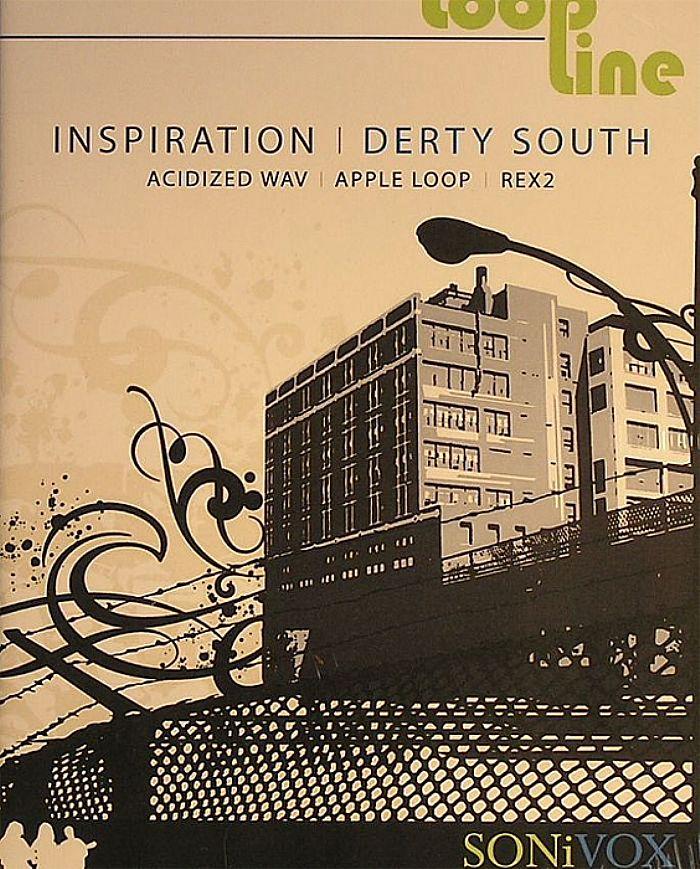 LOOP LINE - Inspiration Hip Hop Derty South
