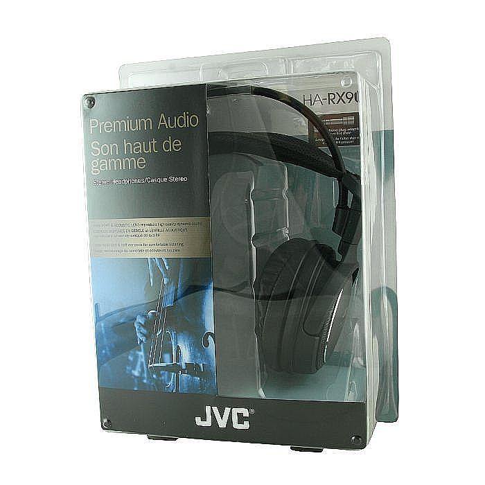 JVC - JVC HARX900 Headphones (full-size headphones)