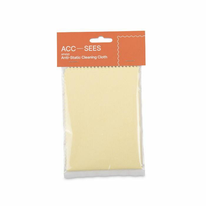 ACC SEES - Acc Sees Anti Static Vinyl Record Cleaning Cloth (single)