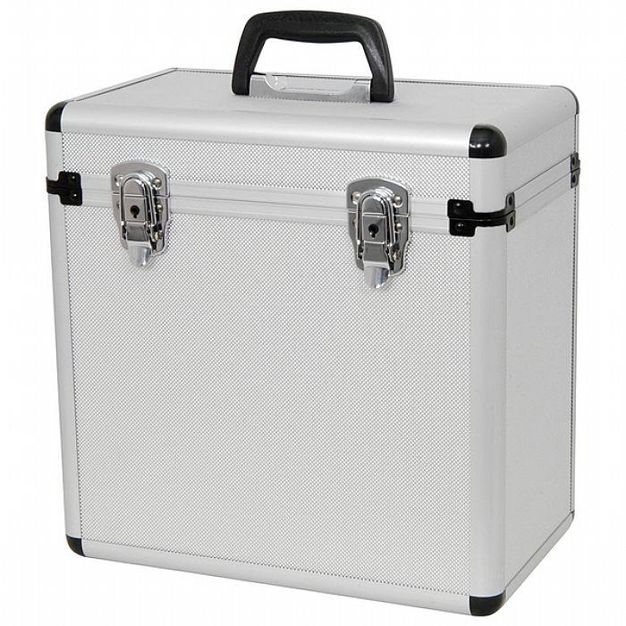 Citronic Citronic Aluminium 12 Inch Vinyl Record Box