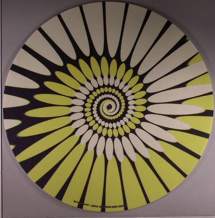 ZOMO - Zomo Animating Slipmats (Paint Yellow)