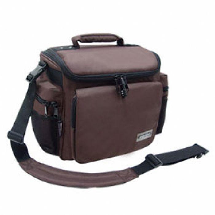 ZOMO - Zomo DJ Tank Bag (brown, holds approx 70 x 12