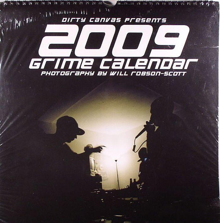 DIRTY CANVAS - Dirty Canvas 2009 Calendar