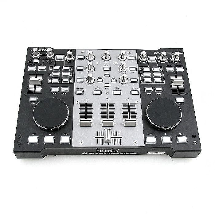 HERCULES DJ CONTROL STEEL SOUND WINDOWS XP DRIVER DOWNLOAD