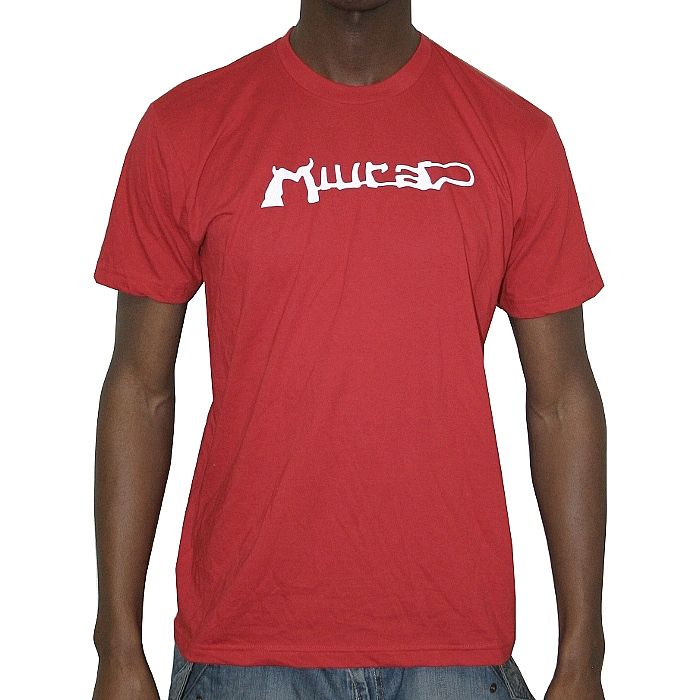 METRO AREA - Miura Metro Area T-Shirt (red with white logo)