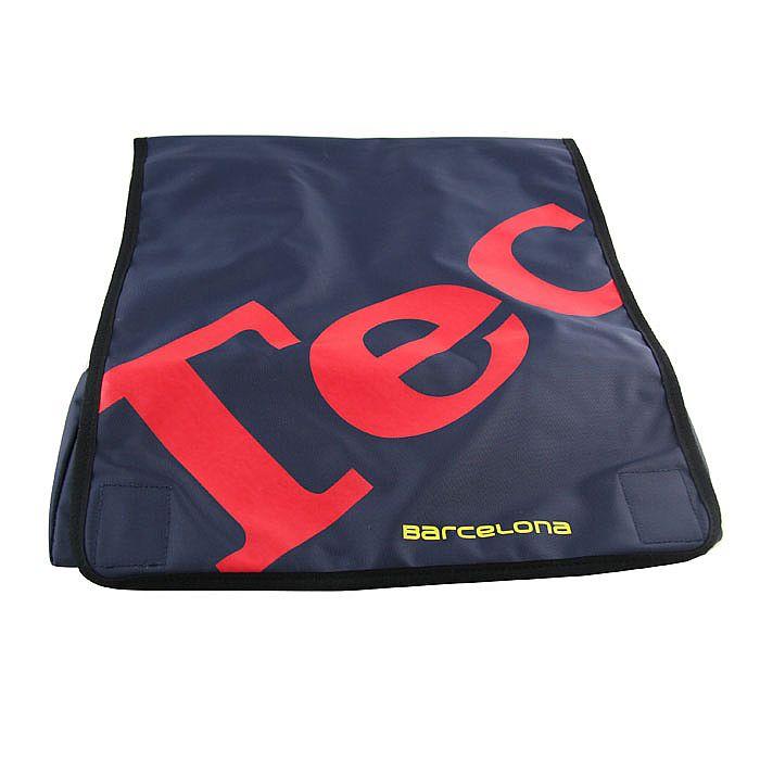Technics Technics Barcelona City Messenger Records Bag