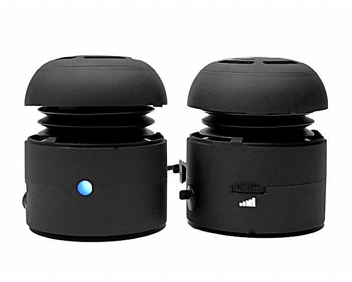CHILL PILL - Chill Pill Mobile Portable Speakers (black)