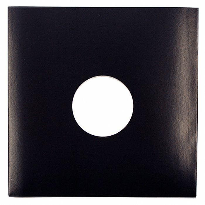 """SENOL PRINTING - Senol Printing 12"""" Black Low Gloss Card Spined Album Sleeve (pack of 50)"""