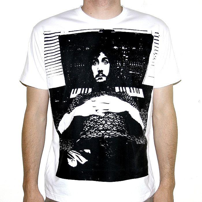 Rush Hour Rush Hour Pete T Shirt White With Black Design