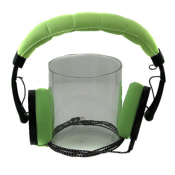 NIXON - Nixon Nomadic Headphones (black & lime)