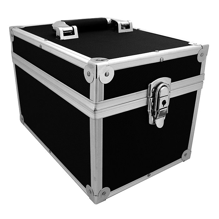 Covers 33 Covers 33 7 45 Record Box Flight Case 100 Black