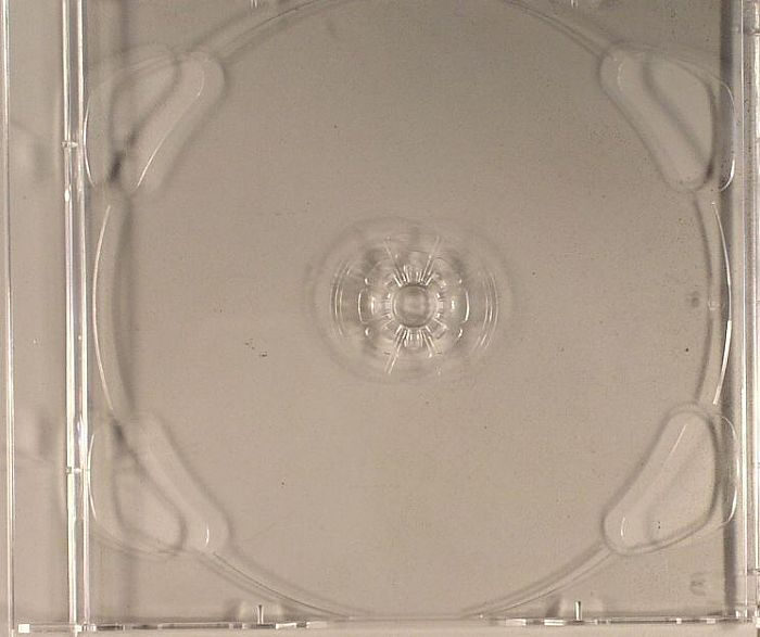 COVERS 33 - Covers 33 Clear 2xCD Insert Tray (sold singly)