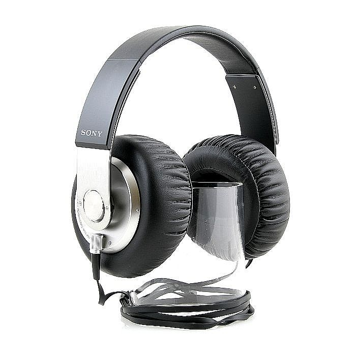 SONY Sony MDR XB700 Headphones (black) vinyl at Juno Records.
