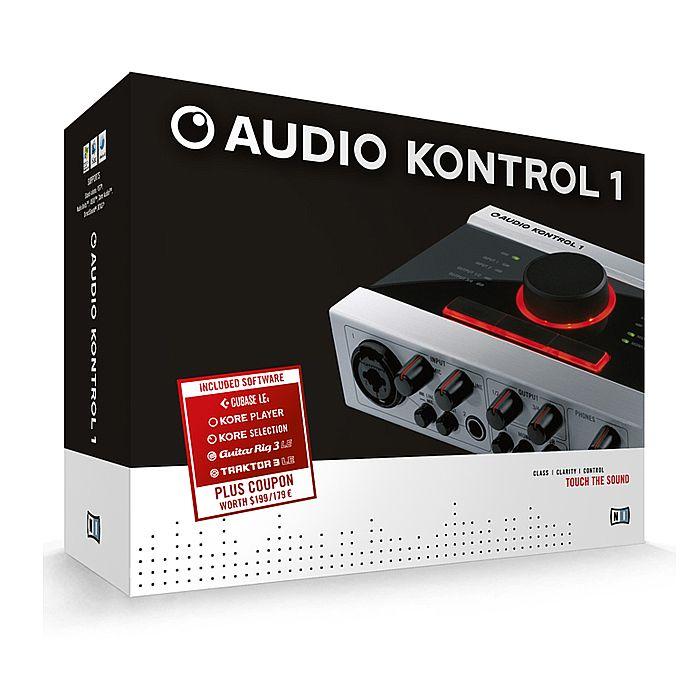 Audio Kontrol 1 Driver Windows 10