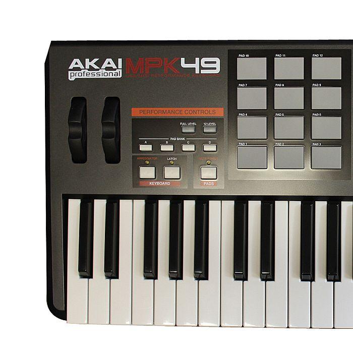 akai akai mpk49 49 key usb midi keyboard controller free sonivox rh juno co uk manual akai mpk49 en español akai mpk49 manuel