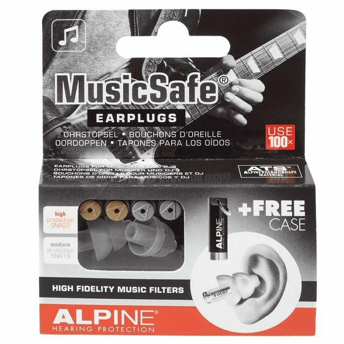 ALPINE - Alpine MusicSafe Classic Hearing Protection System Earplugs