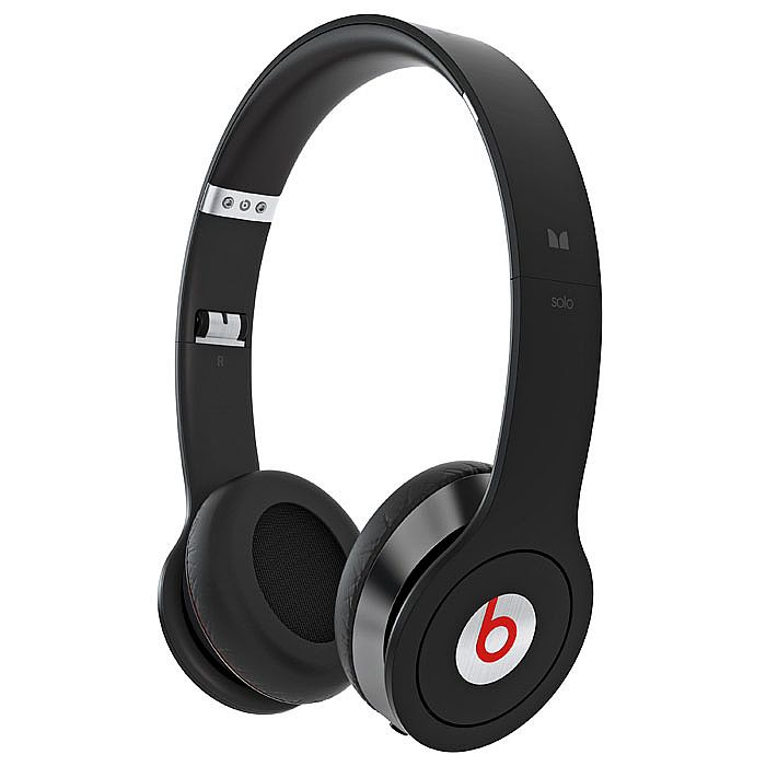 MONSTER - Monster Beats Solo Headphones With ControlTalk (black)