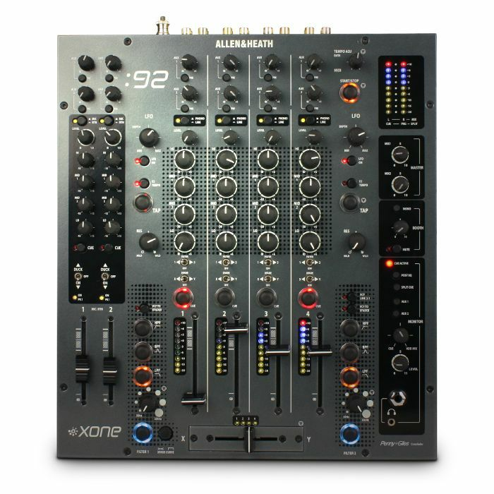ALLEN & HEATH - Allen & Heath Xone 92 DJ Mixer