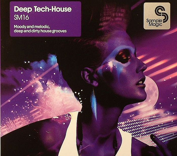Sample magic sample magic deep tech house vinyl at juno for Juno deep house