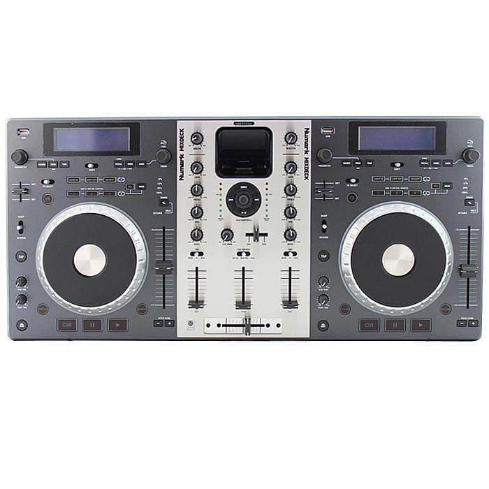 NUMARK - Numark Mixdeck Universal DJ System MIDI USB DJ Controller