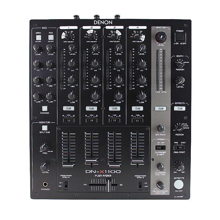 DENON - Denon X1100 DJ Mixer