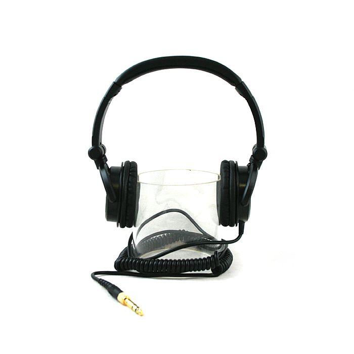 DENON - Denon HP500 DJ Headphones (black)