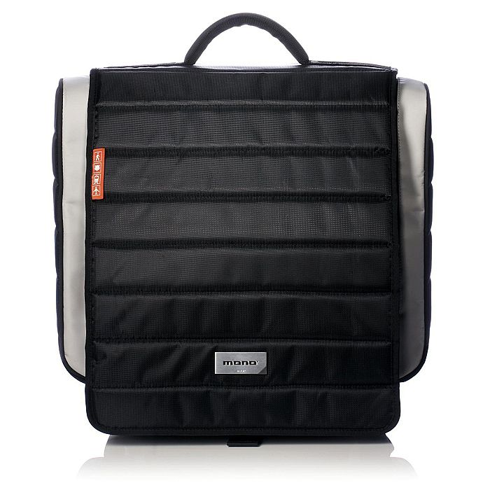 mono mono efx 365 dj backpack bag for laptop controller 30 records jet black vinyl at juno. Black Bedroom Furniture Sets. Home Design Ideas