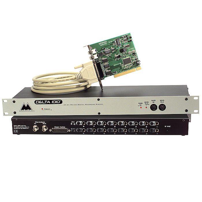 m audio delta 1010 manual