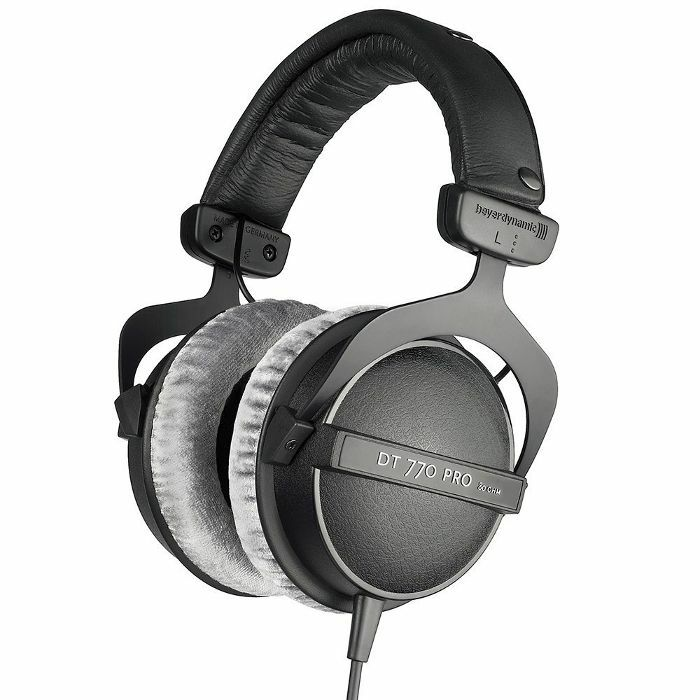 BEYERDYNAMIC - Beyerdynamic DT770 Pro Studio Headphones (80 Ohm version)