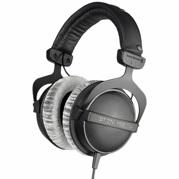 BEYERDYNAMIC - Beyerdynamic DT770 Pro Studio Headphones (250 Ohm version)