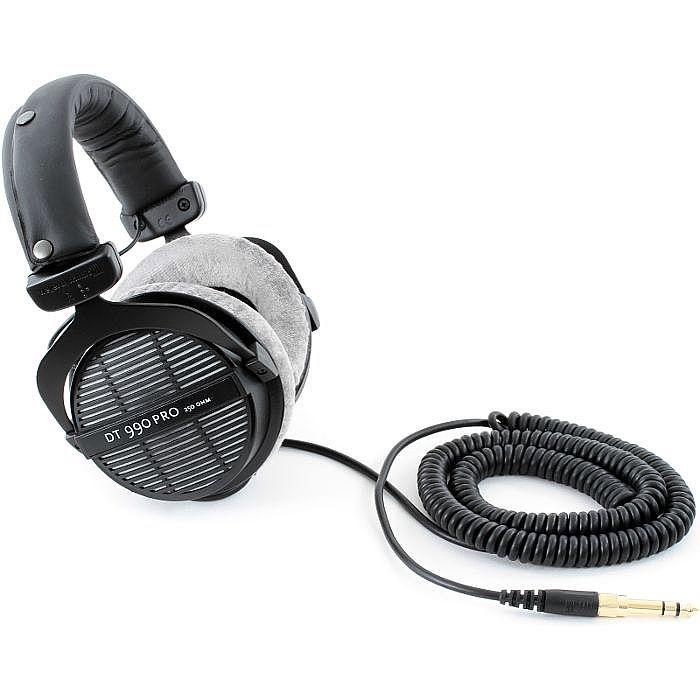beyerdynamic beyerdynamic dt990 pro headphones black vinyl at juno records. Black Bedroom Furniture Sets. Home Design Ideas