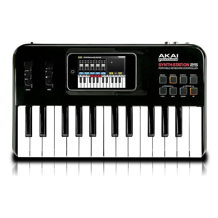 AKAI - Akai Synthstation25 Keyboard Controller
