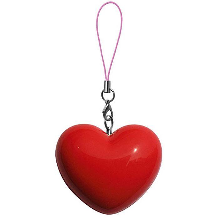 ZUMREED - Zumreed Heart Portable Speaker (red)