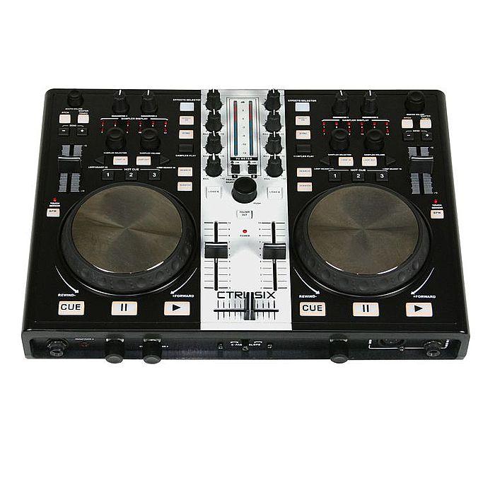 GEMINI - Gemini CTRL SIX USB DJ Controller