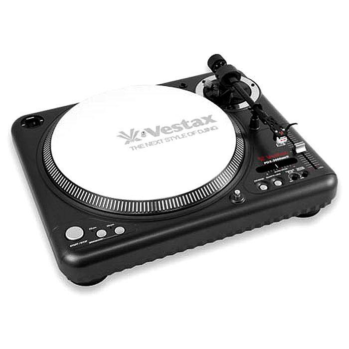 VESTAX - Vestax PDX3000 MkII DJ Turntable (straight tonearm)