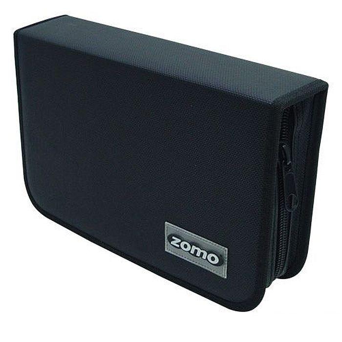 ZOMO - Zomo CD Bag Medium Half MK2 (black, wallet holds 74 CD/DVD's)